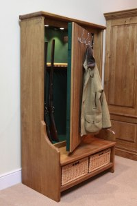 Gun Concealment Bench - Furniture | StashVault