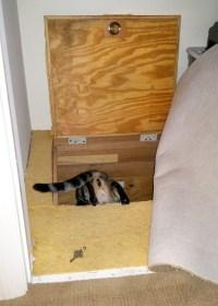Trap Door to Hidden Room | StashVault