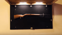 Concealed Gun Display Rack | StashVault