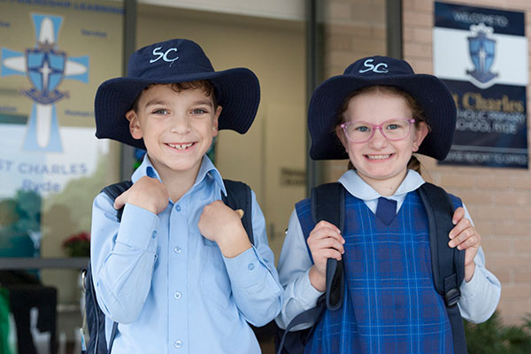 St Annes Catholic Primary School Strathfield Visit our school