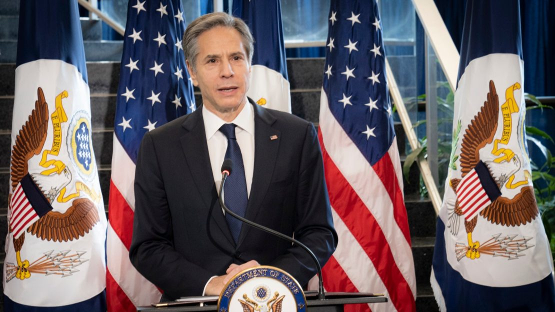 Welcoming the 71st Secretary of State Antony Blinken - United States  Department of State
