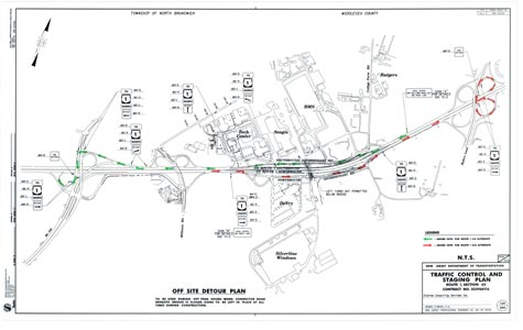Route 1 Bridge Replacement, Plans, Construction Updates
