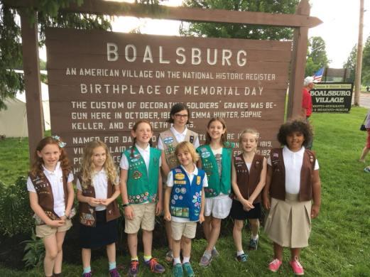 2018 Boalsburg Memorial Day Ceremony