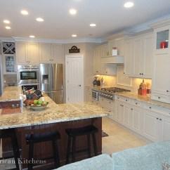Charlotte Kitchen Cabinets Folding Table Custom American Kitchens Nc Design