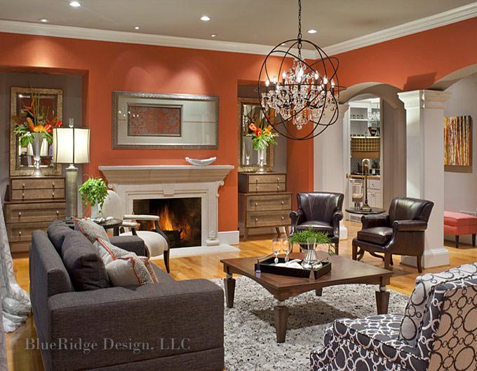 Western NC Asheville Interior Designers  BlueRidge