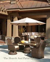 Charlotte Patio And Outdoor Furniture | The Hearth And ...