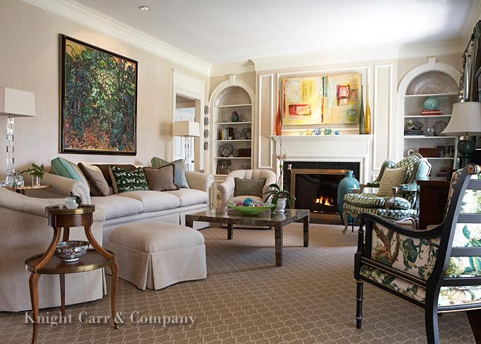 Greensboro Interior Designers Knight Carr Company Nc Design
