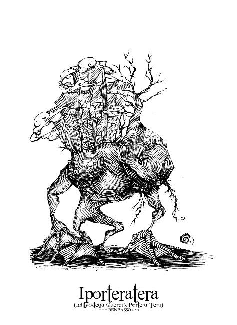 Profile: Illustrator & Cartoonist Benjamin Basso