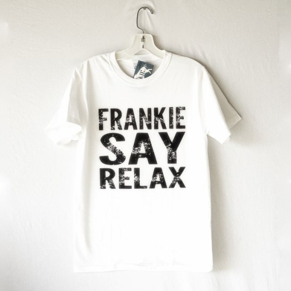 Vintage Frankie Says Relax T-Shirt