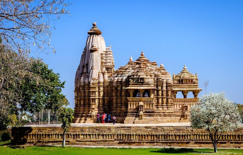 Khajuraho Chitragupta Temple