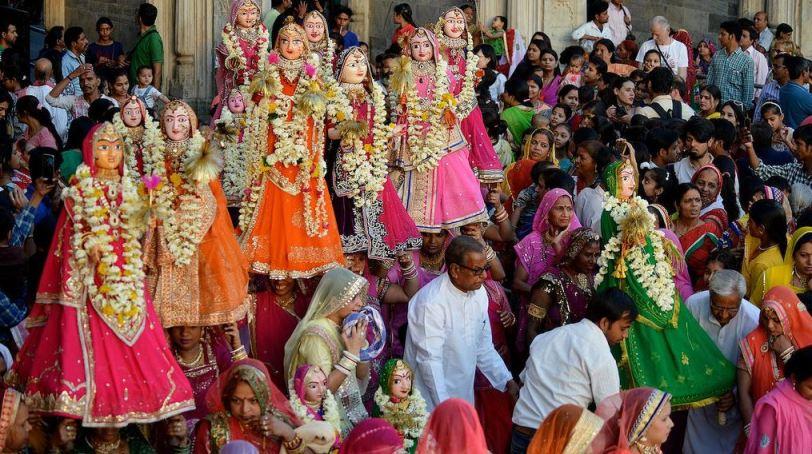 Gangaur Festival Udaipur, Rajasthan