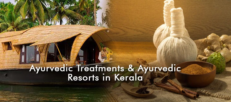 Ayurvedic Treatments and Ayurvedic Resorts In Kerala For A