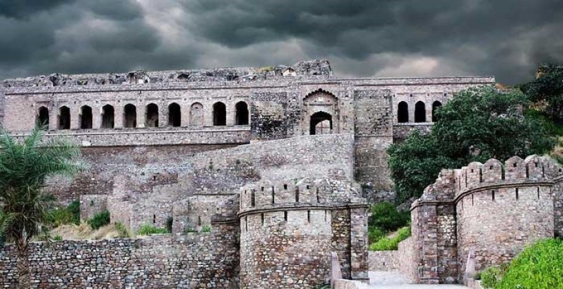 Bhangarh Fort - Alwar