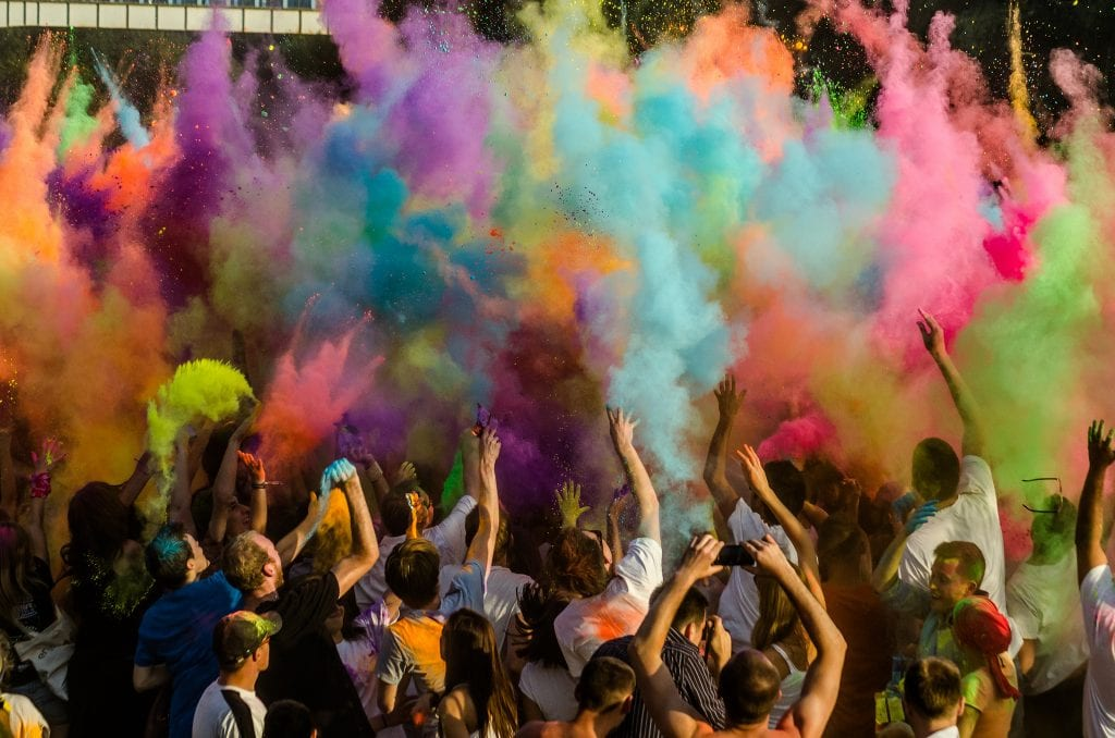 Best Places in India to Celebrate Holi, The Festival of Colors