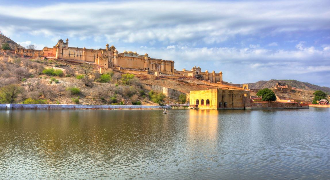Amer Fort or Amer Fort- Golden Triangle Tour