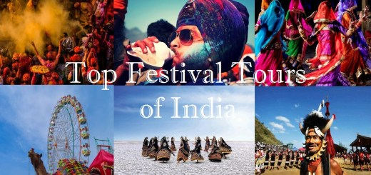 Top Festival Tours of India
