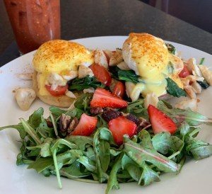 breakfast foods state fare chesapeake benedict