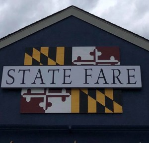 State Fare is a sports bar for Ravens fans