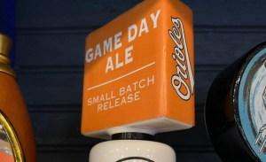 Guinness game day ale state fare