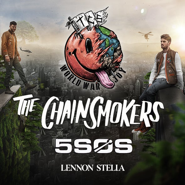 the chainsmokers state farm