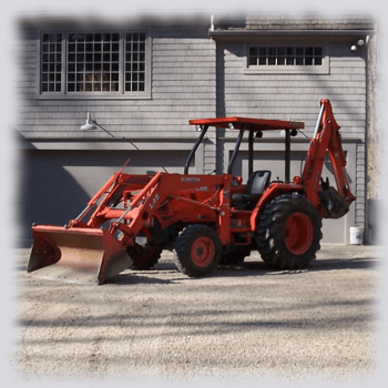 tractor work stateline landscaping