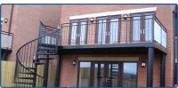 Wrought Iron Balconies Bespoke Wrought Iron Balconies ...