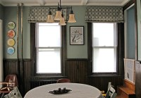 Dining Room Valance Ideas | Home Decoration Club