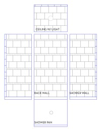 Subway Tile Layout | Joy Studio Design Gallery - Best Design
