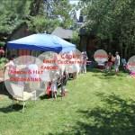 Backyard Ideas Backyard Birthday Party