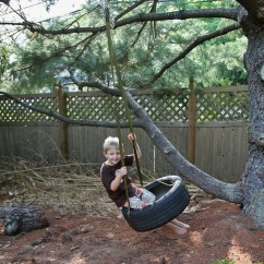 Hanging Chair Sams Club How To Reupholster A Cushion Diy Tire Swing Without Tree Clublifeglobal