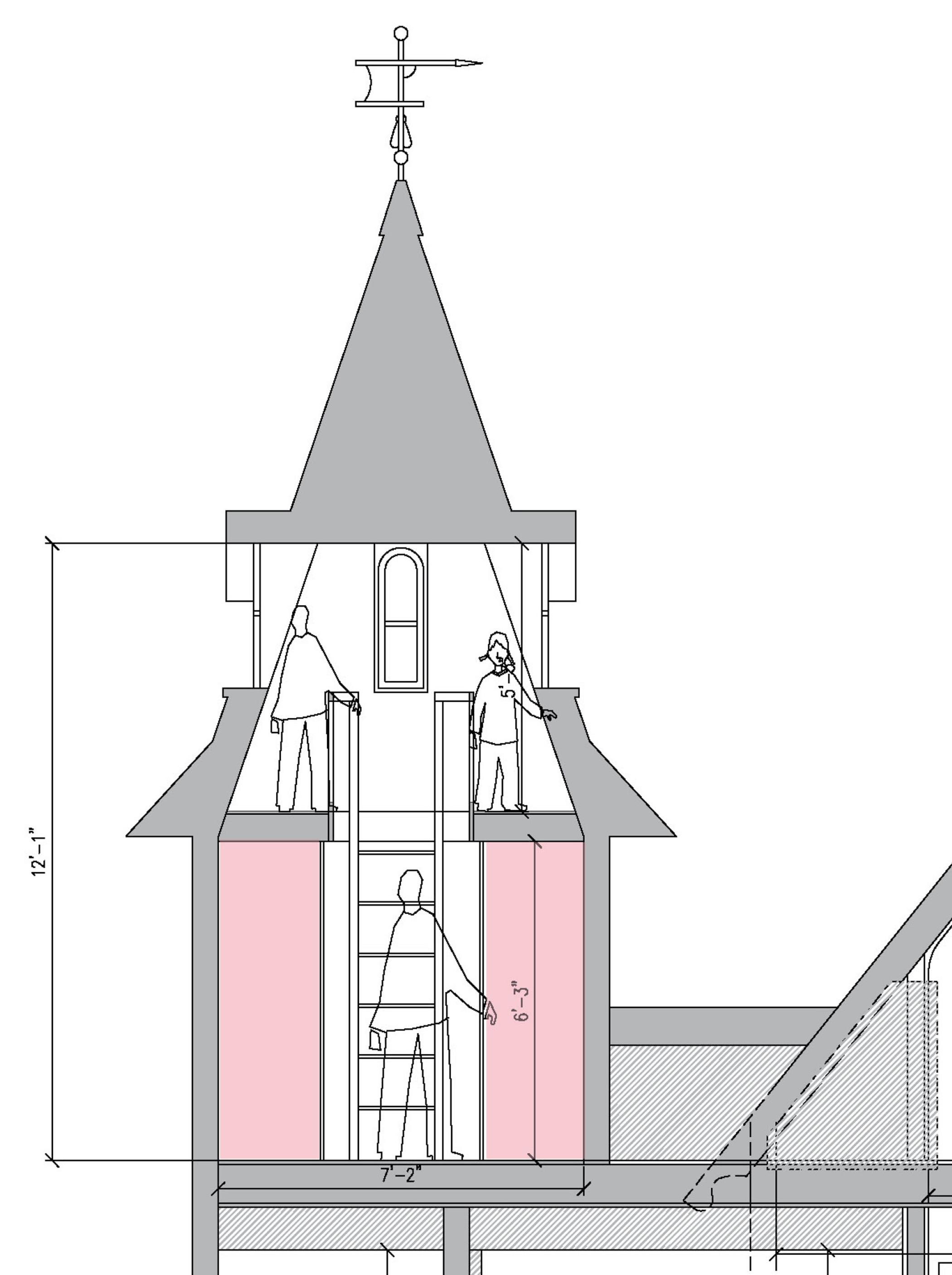 Tower Design Part 1 Stately Kitsch