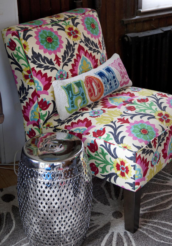 Stately Kitsch  Design for the modern older home owner