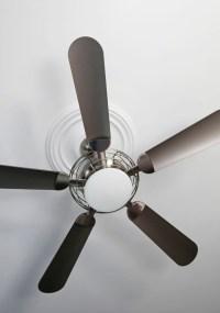 Master Bedroom: Ceiling Fan, Medallion & PAX Closets ...