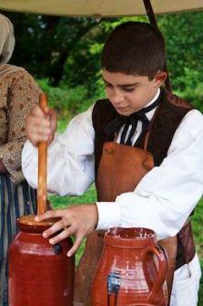 RC Fair Lois Segman 2009 09 13 403351 boy churning butter