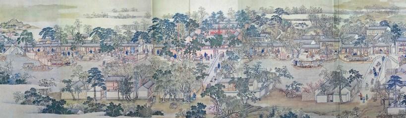 Prosperous Suzhou