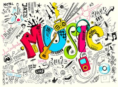 Music by Carl Gallagher