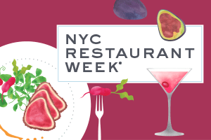 NYC Restaurant Week® Book a Table