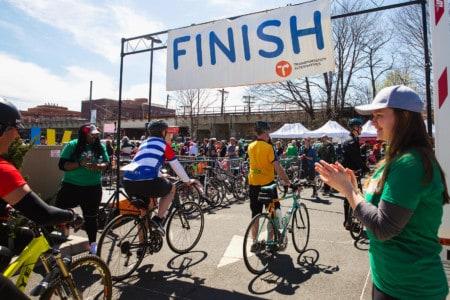 Tour de Staten Island Finish Festival