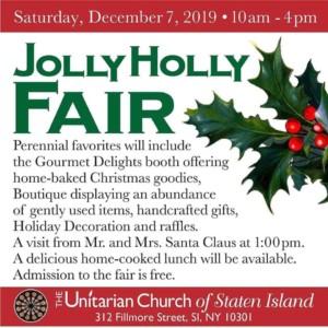 Jolly Holly Fair