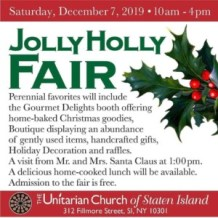 Jolly Holly Fair