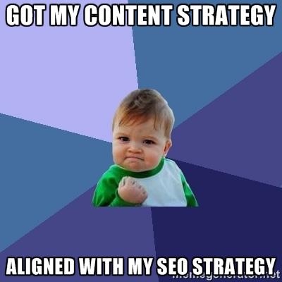 Content Strategy meme