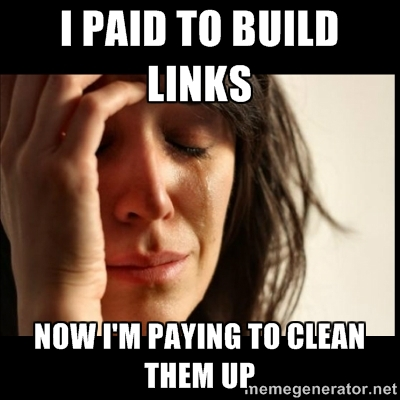 Link Building Meme