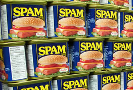 Spam - A popular Korean Harvest Gift