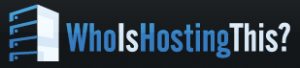 Whoishostingthis logo