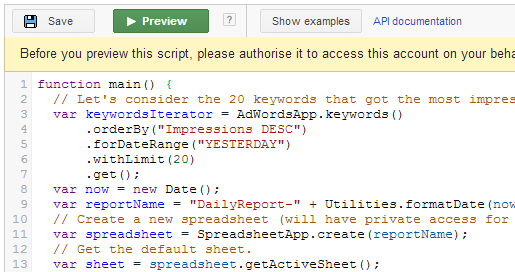 A Beginners Guide to Adwords Scripts - State of Digital