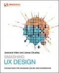 Smashing UX Design book