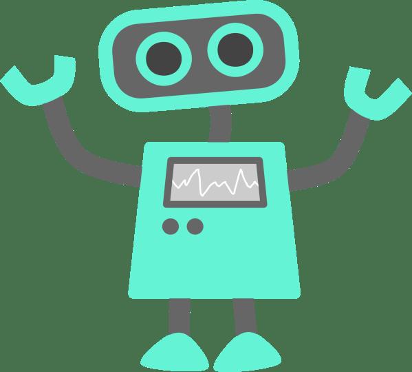 Free Robot Clip Art