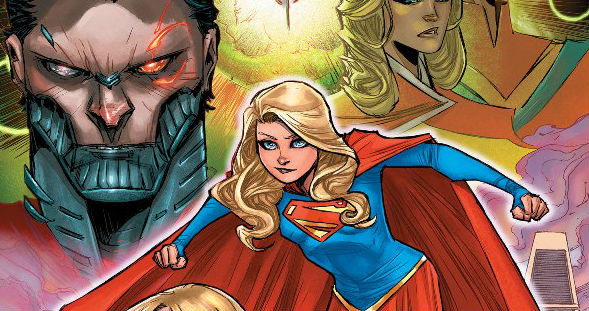 Who Tells Your Story? Why I'm Not Reading Supergirl Rebirth.