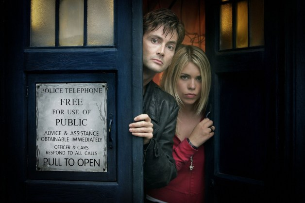 Capsule Review: Doctor Who Series Two