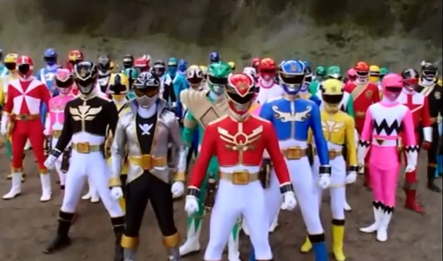 Anyway, I Loved the Power Rangers Reboot